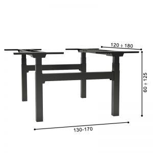 Elevate Bench - Caratteristiche | Gambe registrabili | GGA.it